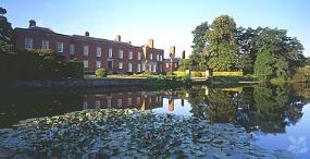 Dunham Massey National Trust Heritage property, U.K.