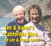 Leo and Karen's California View column